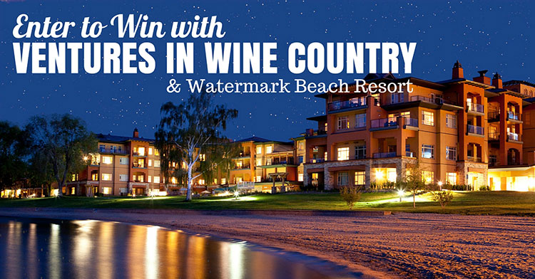 WIN with the Ventures-in-Wine-Country Facebook-Contest